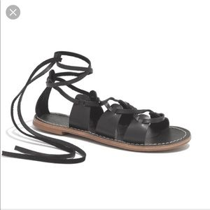 Madewell gladiator sandal